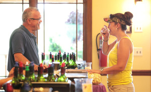 Wine Tastings at WoodMill