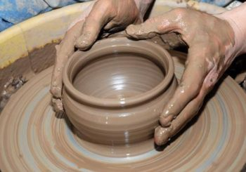 Join us March 18th for WoodMill's Winery Wine & Pottery Show