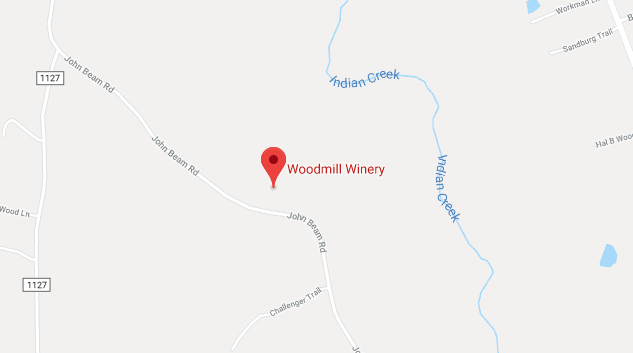 Directions to WoodMill Winery